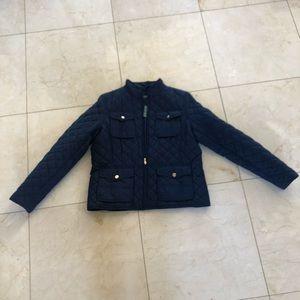 Ralph Lauren Quilted Zipup Jacket Size PL